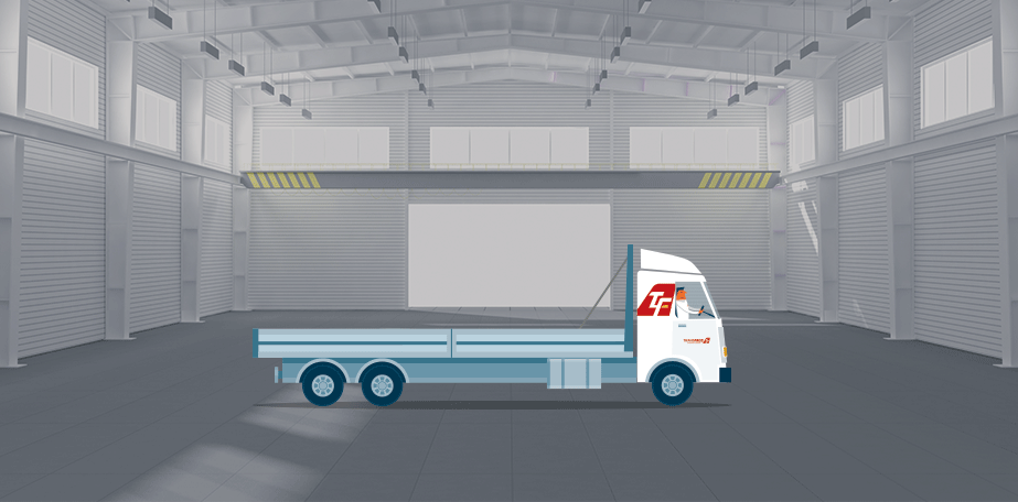 Caminhão Truck - Carga Seca